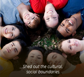 To-shed-out-the-cultural-social-boundaries
